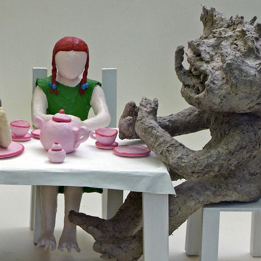 Kaffeekränzchen – Eva Jaskolski
