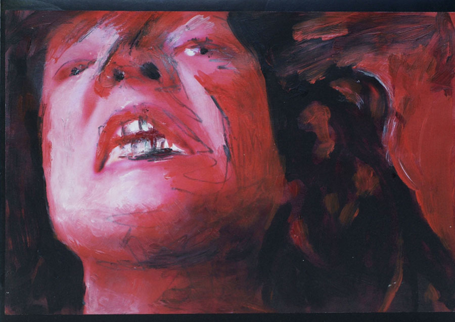 Eva Jaskolski – The Monster Is Me